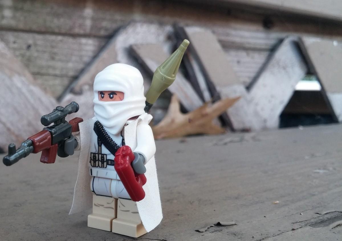 Teroris bukan orang gila